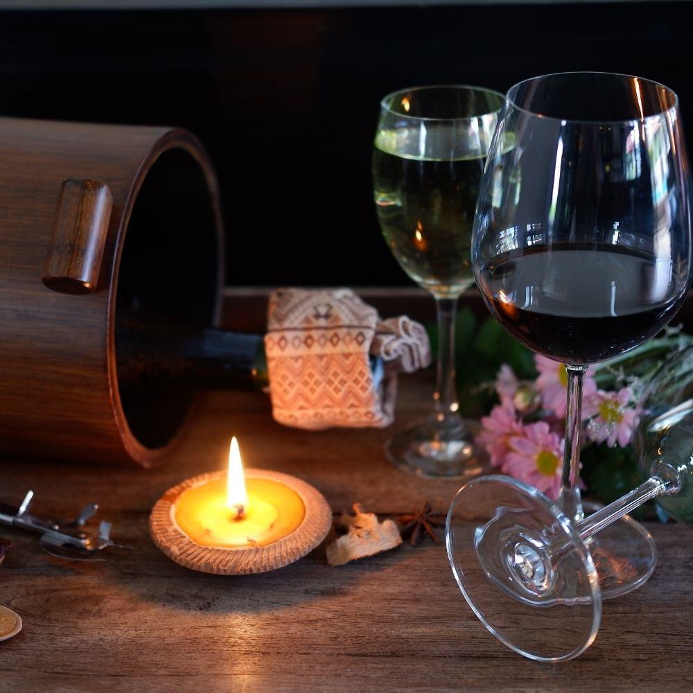 Kit 4  Vinhos De Mesa Crevelim 2 tinto suave e 2 branco Suave Niágara 375ml