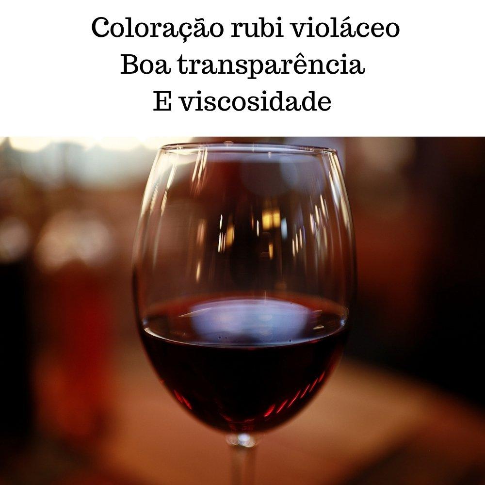Kit 4 Vinhos Tinto Crevelim Seco Fino Cabernet Sauvignon 750ml