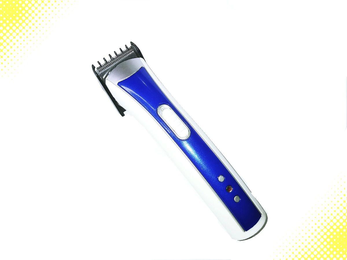 Maquina Aparador de pelo cabelo barba perna portátil bivolt