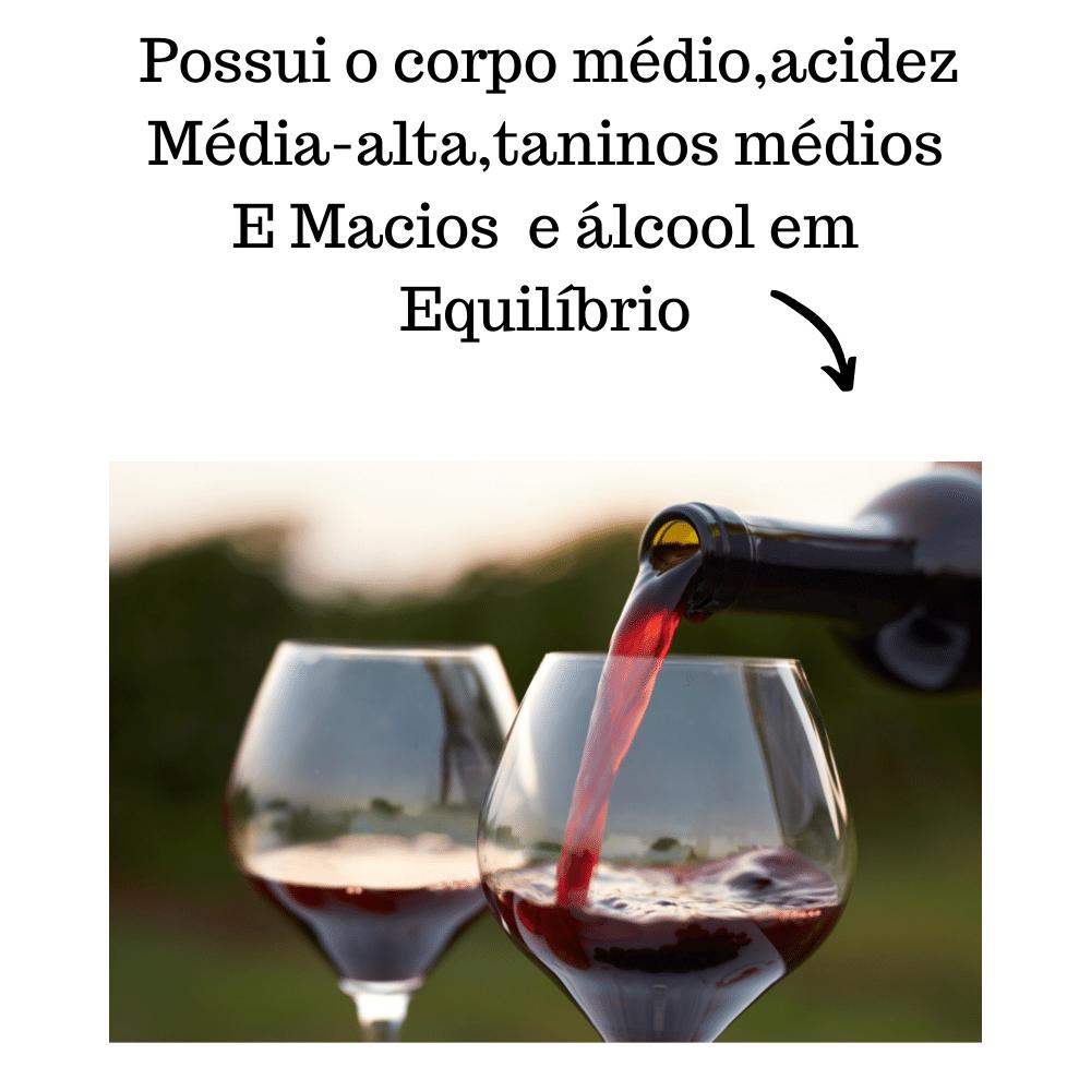 Mini Vinho De Mesa Crevelim Tinto Seco 375ml