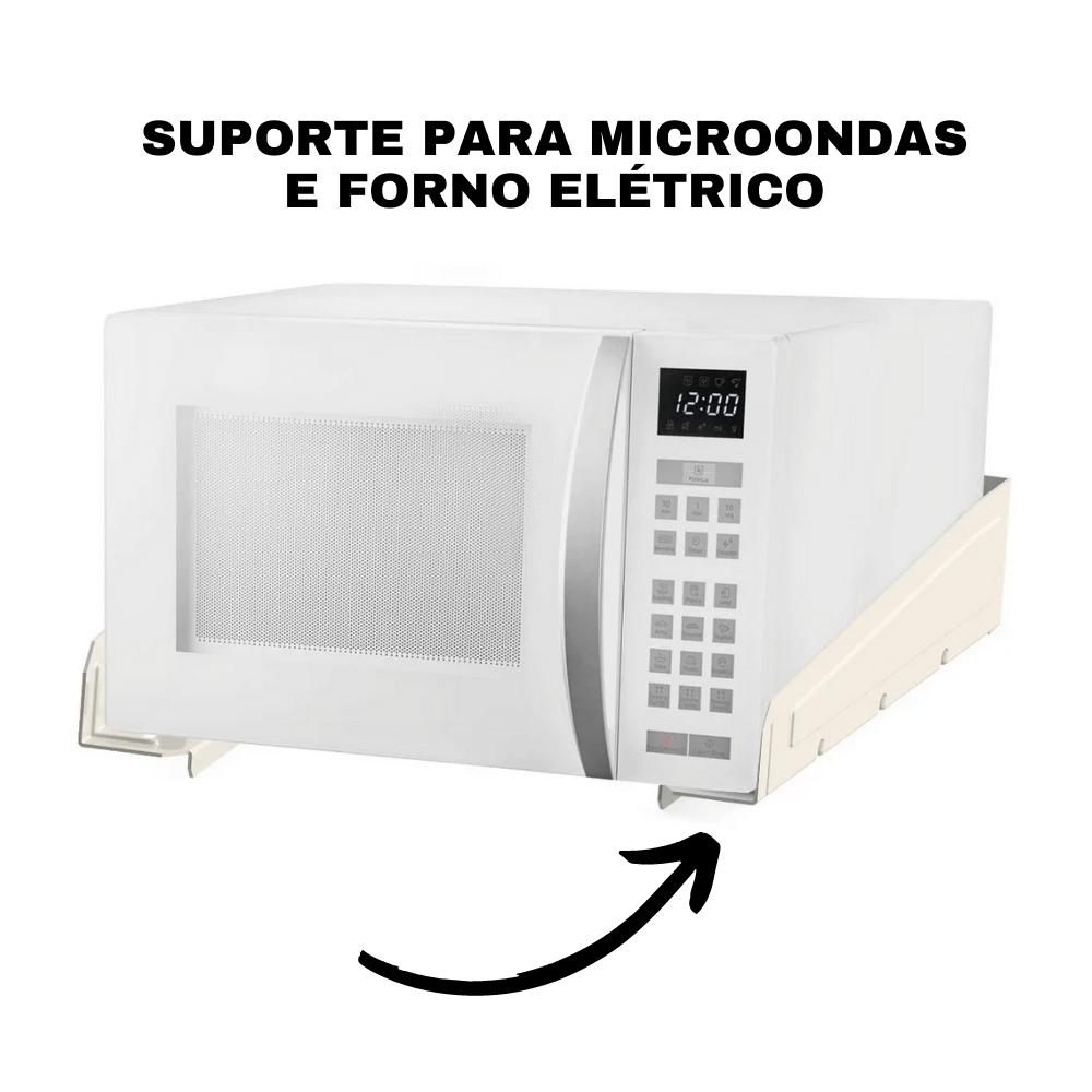 SUPORTE MULTIUSO PARA FORNO MICROONDAS SBR5.1