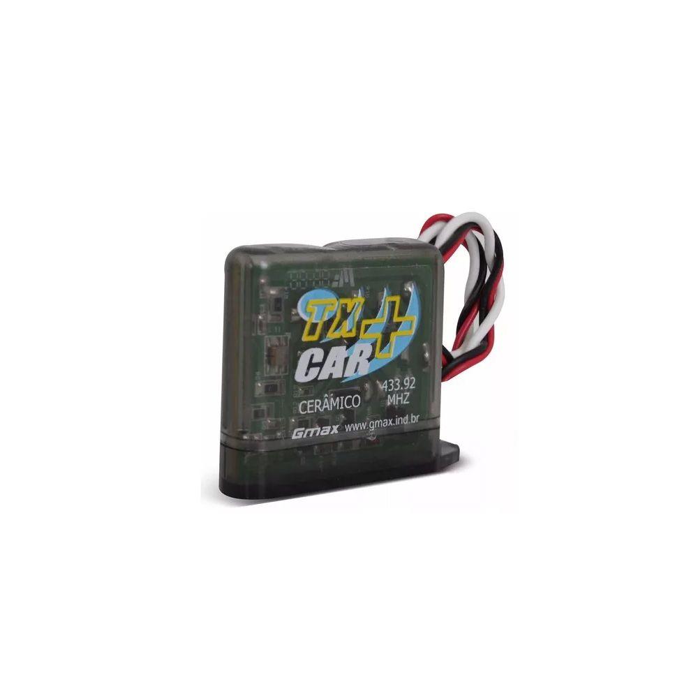 Tx Car + Ceramico 433.92 Mhz 12v 30m Gmax