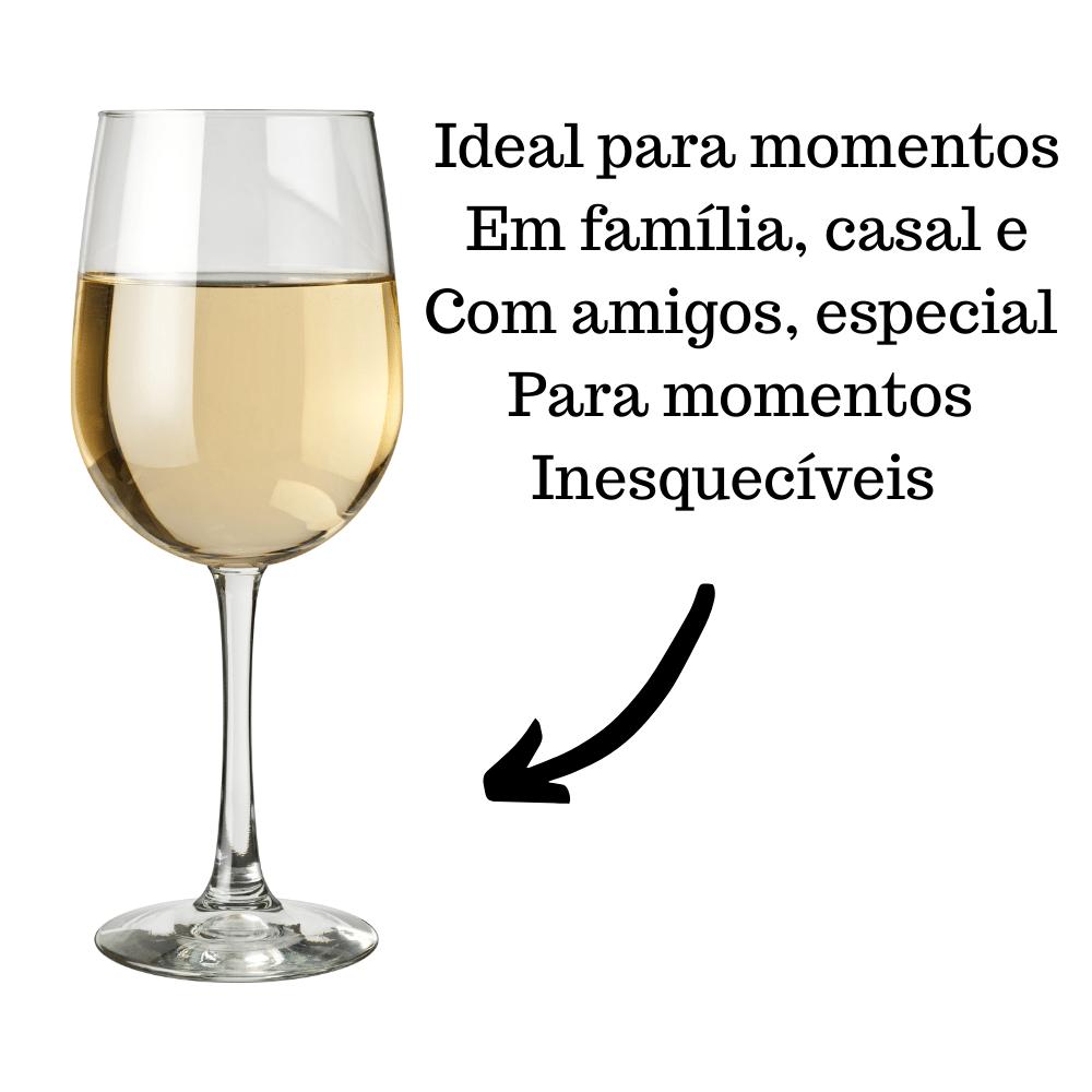 Vinho De Mesa Crevelim Branco Seco Niágara 750ml