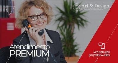 Atendimento Art Design Premium
