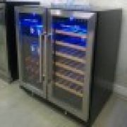 Adega e Frigobar inox 165 Litros  volt. 220v - Cookerhood