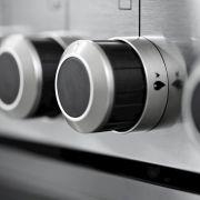 Fogão Matrix  5 Bocas com Forno a Gás 70 Litros Inox 70cm 220V - Glem