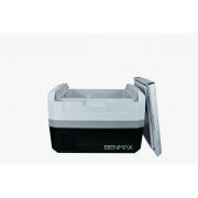 Freezer Portátil a bateria branca 45 litros - Cooler