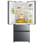 Refrigerador French Door 396L inox  Geladeira e Freezer  - Philco