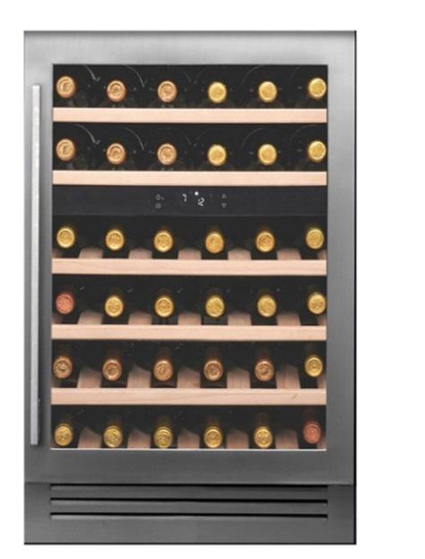 Adega de Embutir Arkton 44 garrafas dual zone Inox  - Cuisinart