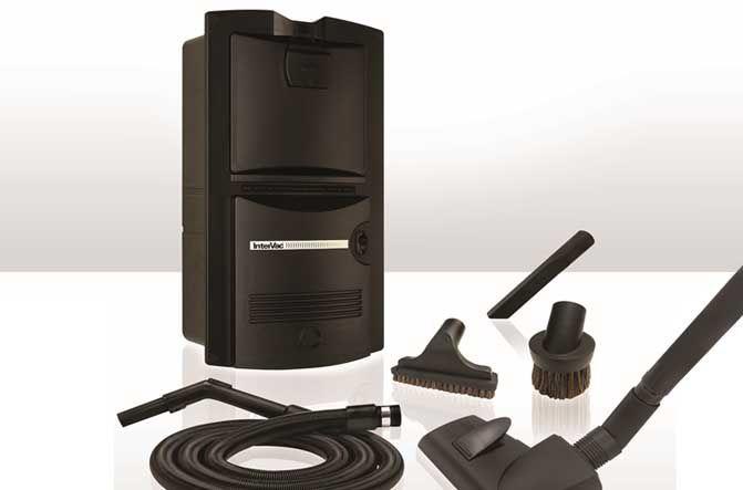 Central de Aspiração modelo MRD 220 kit completo -Intervac