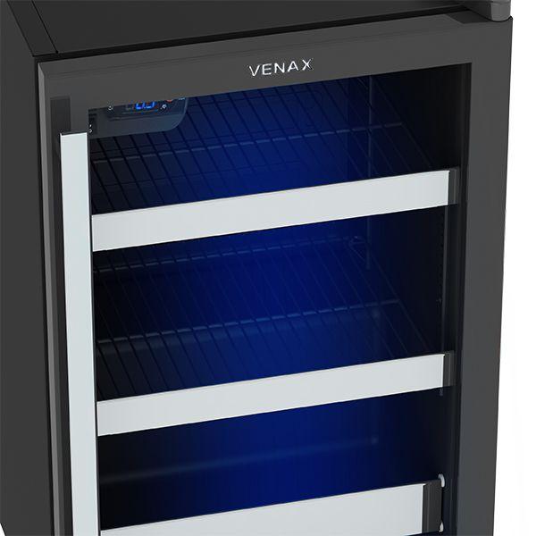 Cervejeira Blue Light Digital 82 Litros Refrigerada por Compressor - Venax