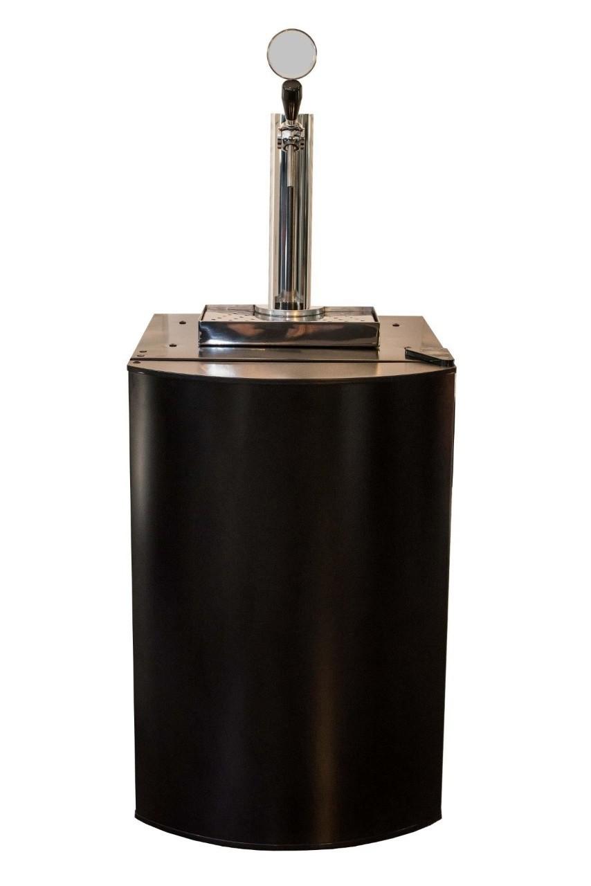 Chopeira residencial ate 50 litros com torneira - Design Steel