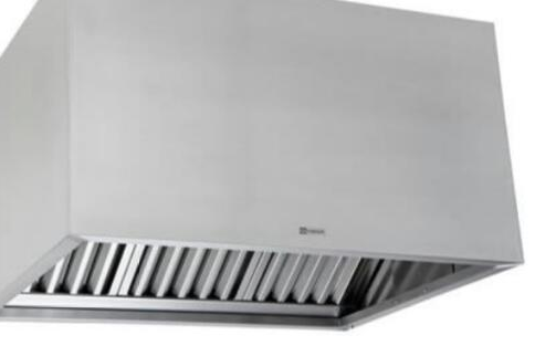 Coifa Parede Retangular Inox  90cm - Design  Steel