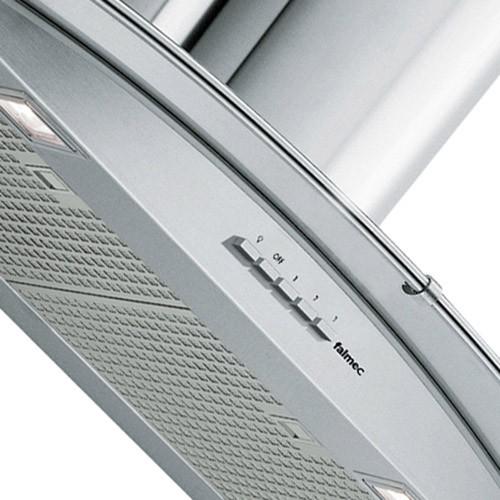 Coifa parede inox modelo Astra 90cm - Falmec