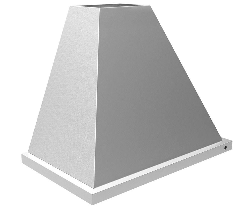 Coifa Piramidal sem Pescoço