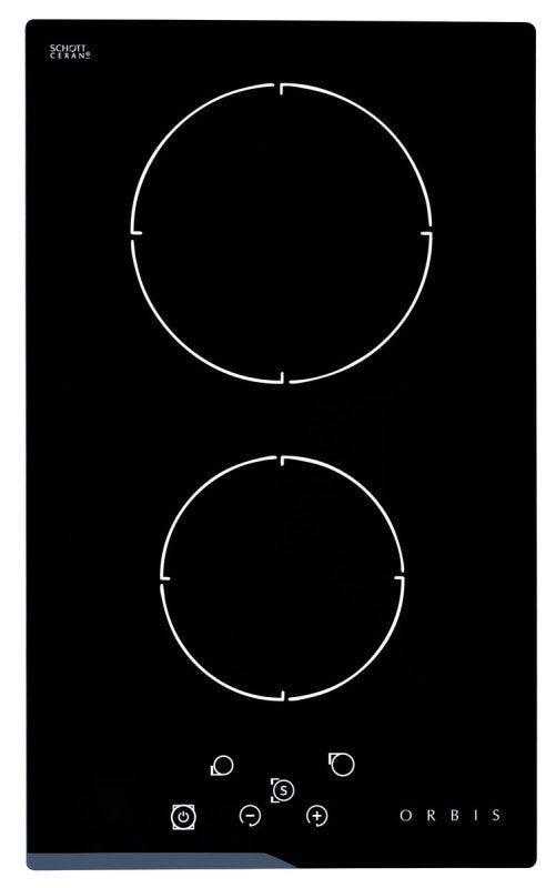 Dominó  elétrico 2 Queimadores 30cm - 220v  - Orbis