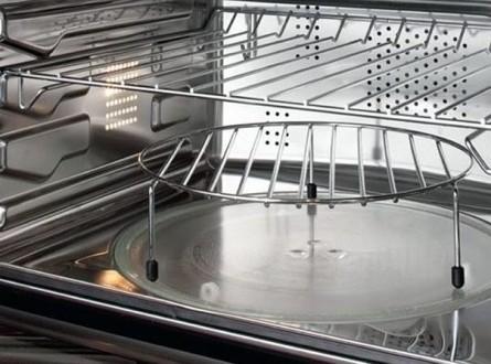Forno Combinado  Professionale Elétrico+Micro-ondas 10F   34L   76cm - Elanto