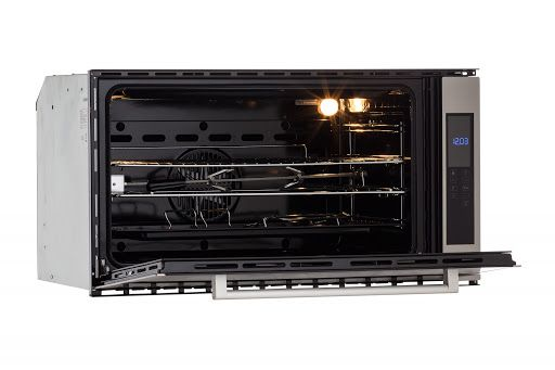 Forno elétrico Inox Prime Gril Elétrico 125 litros 90cm - Cuisinart