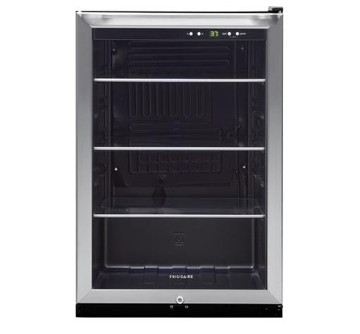 Frigobar porta Inox 130 Litros  - Kennmore