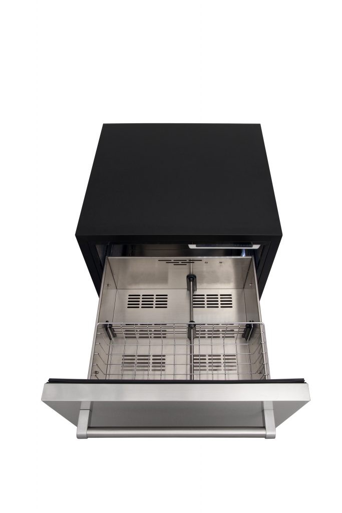 Gaveta Refrigerada de embutir 60cm - CookerHood