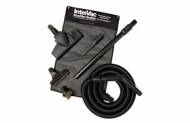 kit de acessórios modelo (H220, RMD220, CS e CSRM ) para aspiração central - Intervac