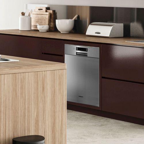 Lava-Louças de Embutir 14 serviços Prime 07 Programas Inox 60cm - Cuisinart