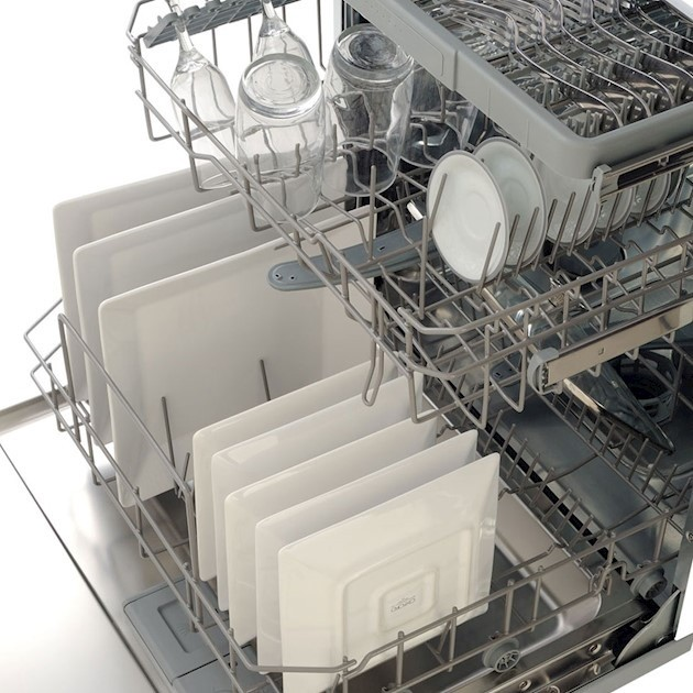 Lava Louças de Embutir 14 Serviços Inox - Elettromec