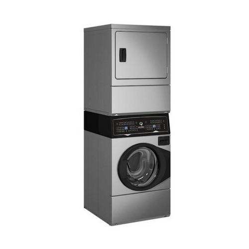 Lavadora e Secadora a Gás de Roupas 10,5 Kg Inox - Speed Queen