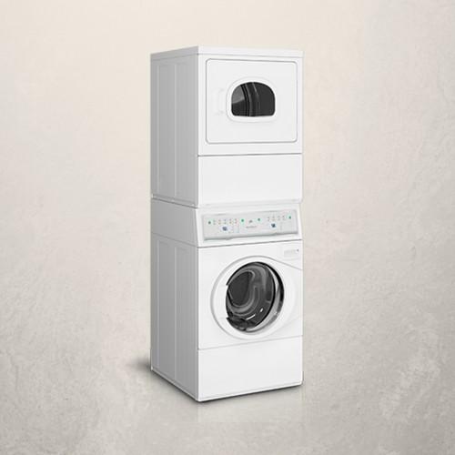 Lavadora e Secadora Elétrica de Roupas 10,5 Kg Branca - 220v - Speed Queen