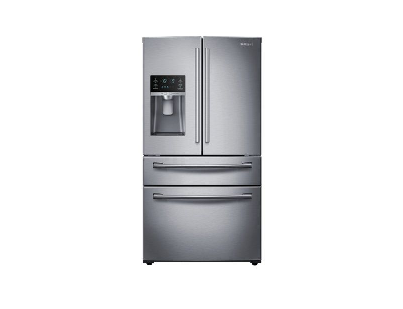 Refrigerador Inox SAMSUNG French Door Select Zone 606L