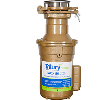 Triturador de alimentos ACX75 - Tritury