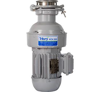 Triturador de alimentos Semi Industrial ACX 200  2HP - Tritury