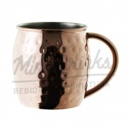 Caneca Moscow Mule Original Bronze Mimo Style 470ml