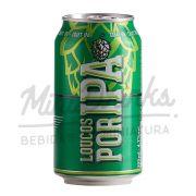 Cerveja Maniacs IPA Lata 350ml