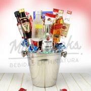 Kit Buquê Premium Minidrinks