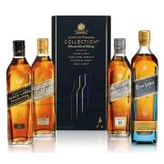 Kit Whisky The Collection Johnnie Walker 4x200ml