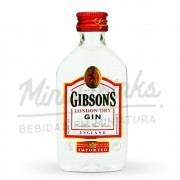 Mini Gin Gibsons 50ml