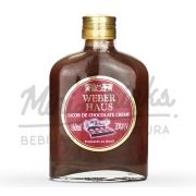 Mini Licor Weber Haus Creme de Chocolate 160ml