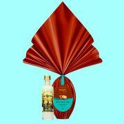 Ovo de Chocolate Minidrinks Gourmet Com Licor de Cupuaçu  240g
