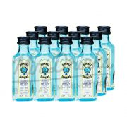 Pack 12 Un Mini Gin Bombay Sapphire 50ml Miniatura