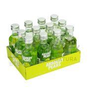 Pack 12 Un Mini Vodka Absolut Pears 50ml