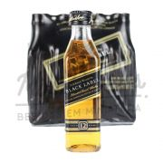 Pack 12 Un Mini Whisky Johnnie Walker Black Label 50ml
