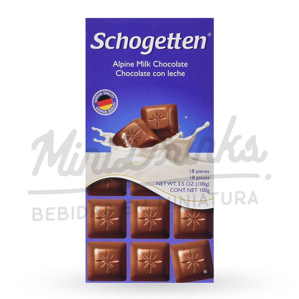 Chocolate Schogetten ao Leite 100g