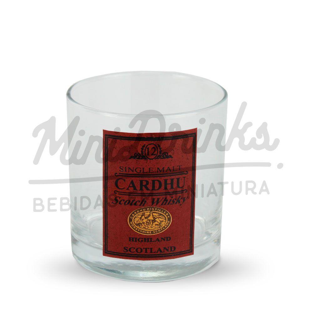 Conjunto 6 Un Copo Whisky Classic H Martin