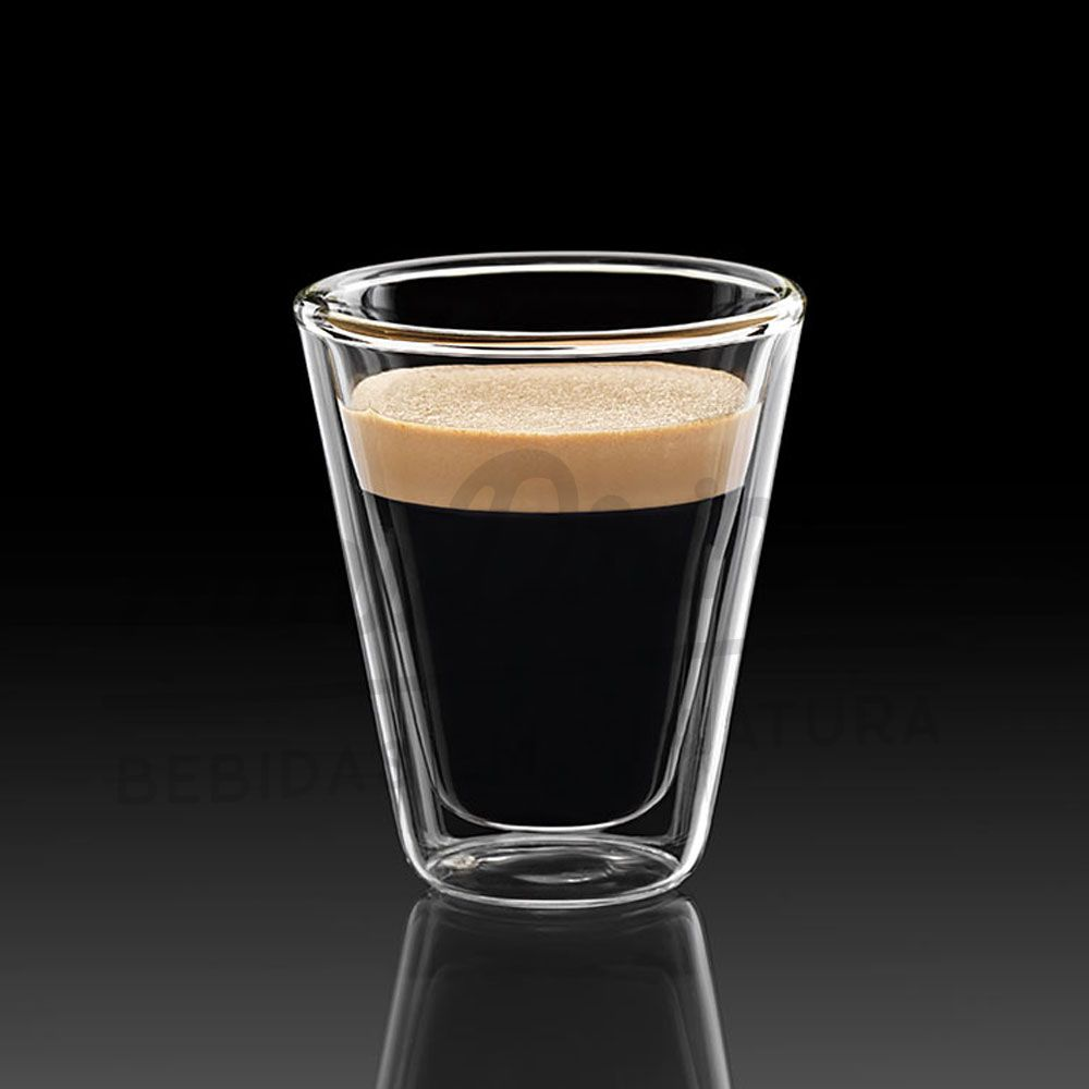 Copo Luigi Bormioli Caffeino 85ml