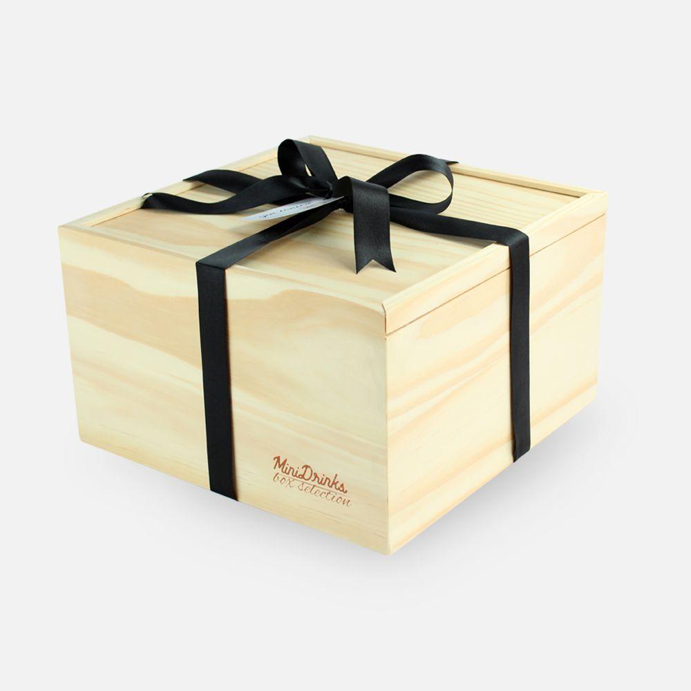 Kit Minidrinks Box Selection Gin Tônica Amázzoni