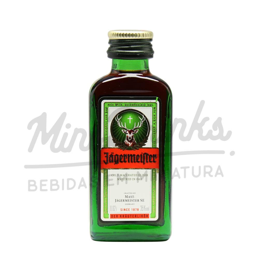 Mini Aperitivo Jagermeister 20ml