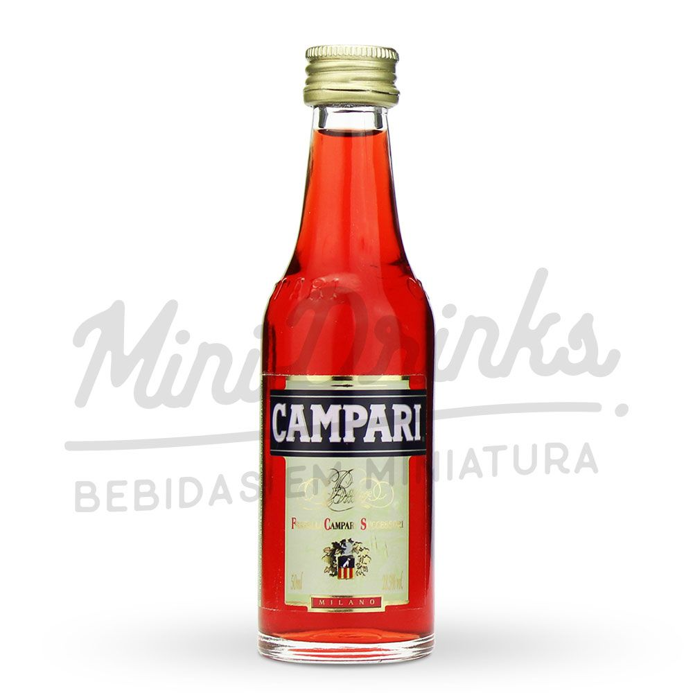 Mini Bitter Campari 50ml