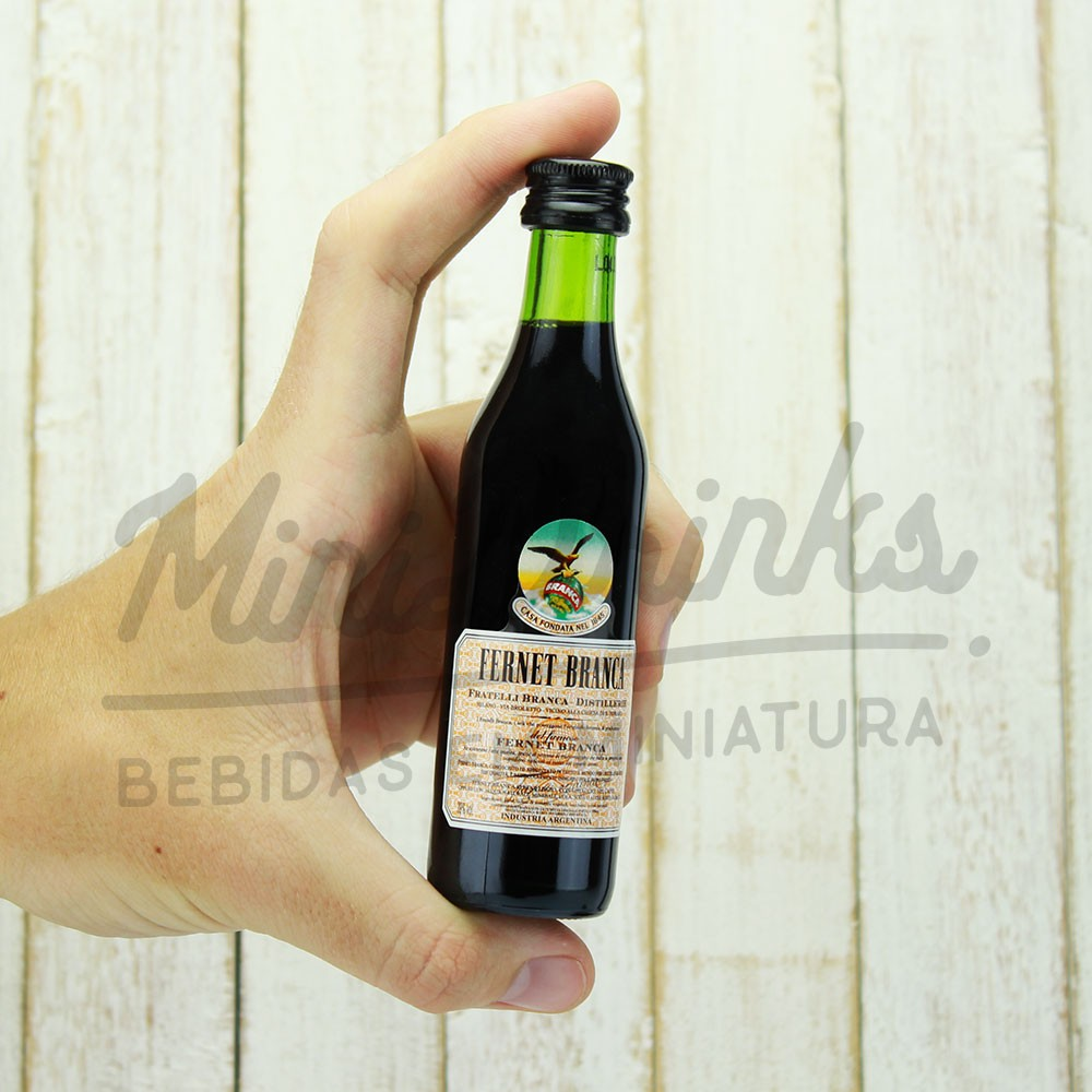Mini Vermouth Fernet Branca 50ml