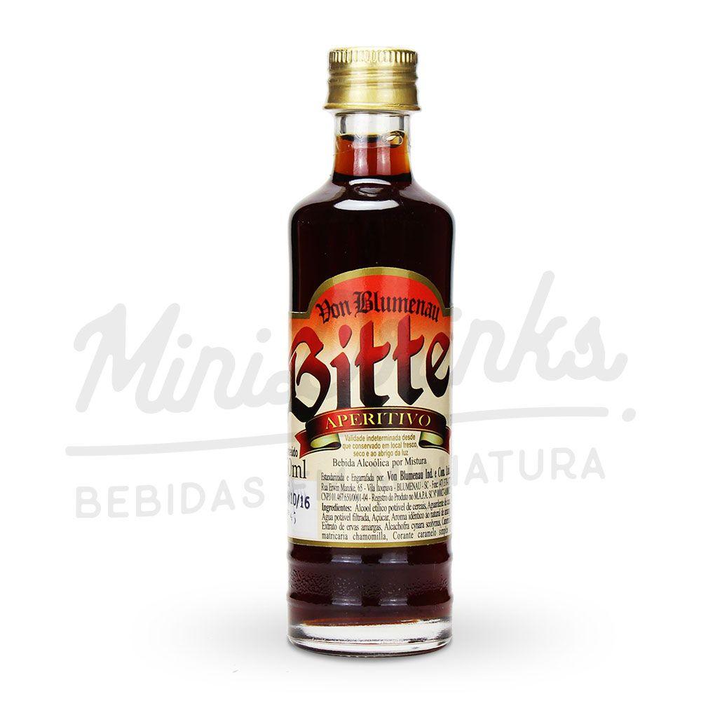 Mini Bitter Von Blumenau 50ml